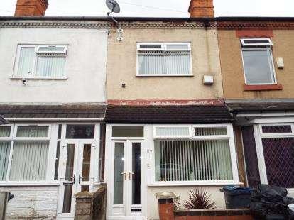 3 Bedrooms Terraced House for sale in Deykin Avenue, Aston, Birmingham, West Midlands