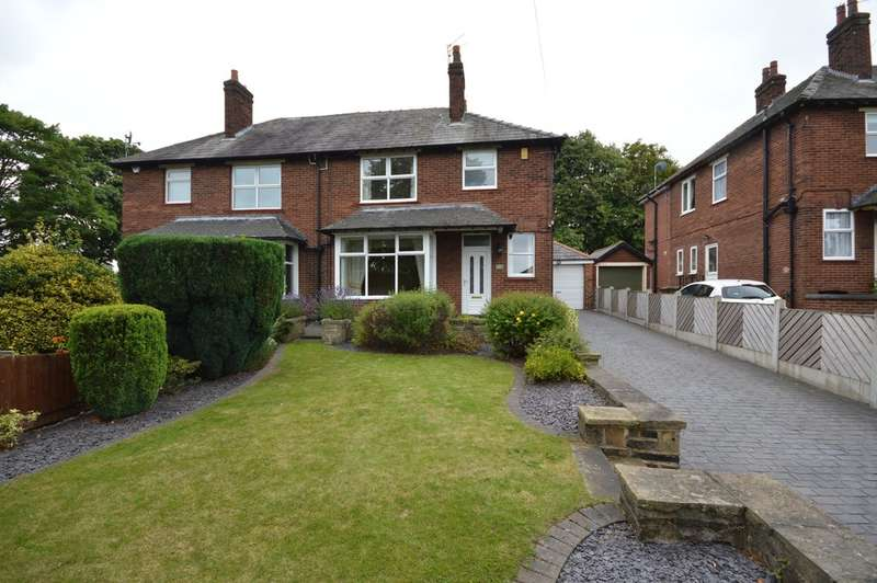 3 Bedrooms Semi Detached House for sale in Flanshaw Lane, Wakefield