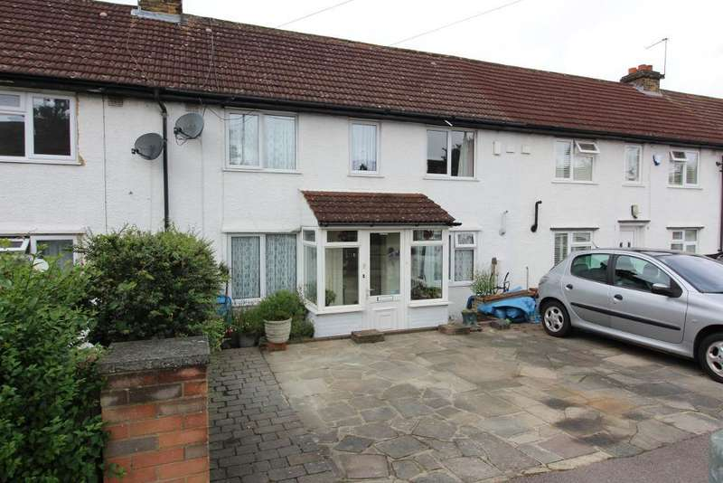 3 Bedrooms Terraced House for sale in Walnuts Road, Orpington, Kent, BR6 0RG