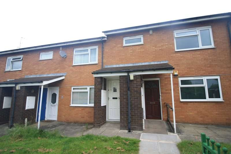 2 Bedrooms Maisonette Flat for sale in Anvil Walk, West Bromwich, West Midlands, B70