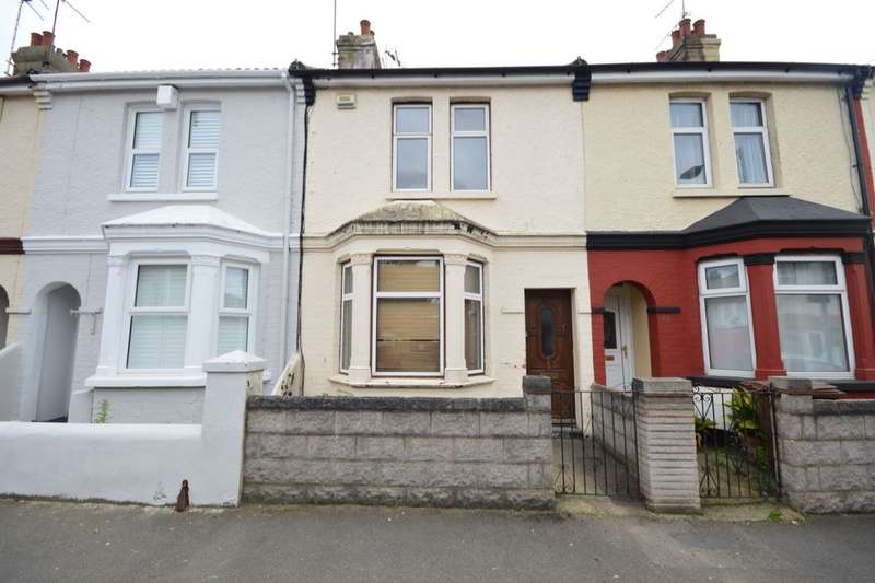 3 Bedrooms Property for sale in Strover Street, Gillingham, ME7