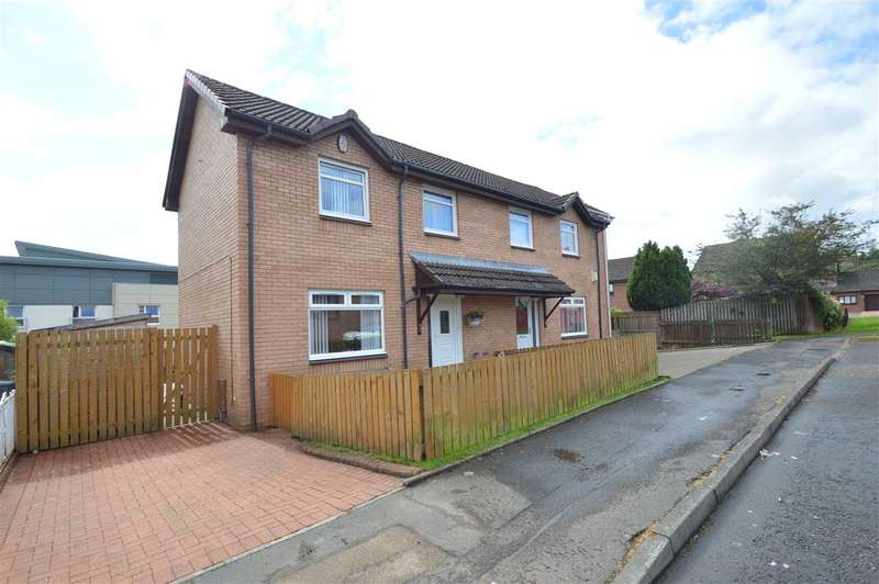 3 Bedrooms Semi Detached House for sale in Grant Court, Avon Grove, Hamilton