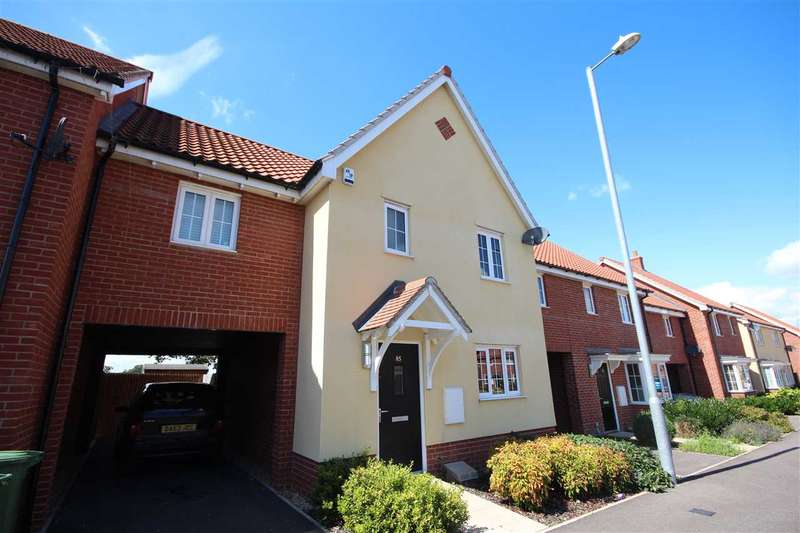 4 Bedrooms Detached House for sale in Legerton Drive, Clacton-On-Sea
