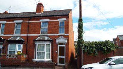 3 Bedrooms End Of Terrace House for sale in Compton Road, Worcester, Worcestershire