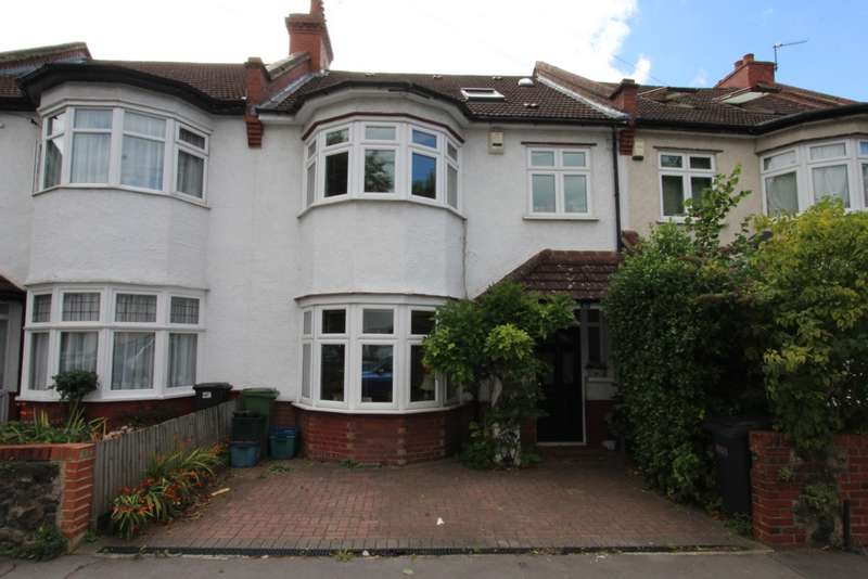 4 Bedrooms House for sale in Sherwood Road, Addiscombe, CR0