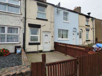 2 Bedrooms Terraced House for sale in Queen Street, Leeswood, Mold, Flintshire, CH7
