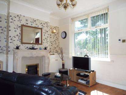 2 Bedrooms End Of Terrace House for sale in Talbot Street, Briercliffe, Burnley, Lancashire, BB10