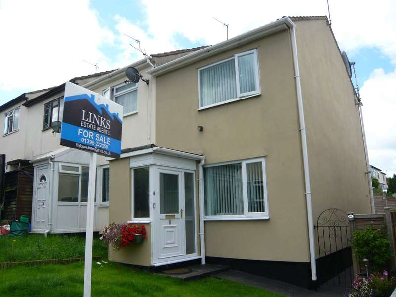 2 Bedrooms End Of Terrace House for sale in Duke Of Cornwall, Exmouth
