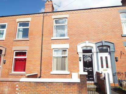 3 Bedrooms Terraced House for sale in Gordon Street, Chorley, Lancashire