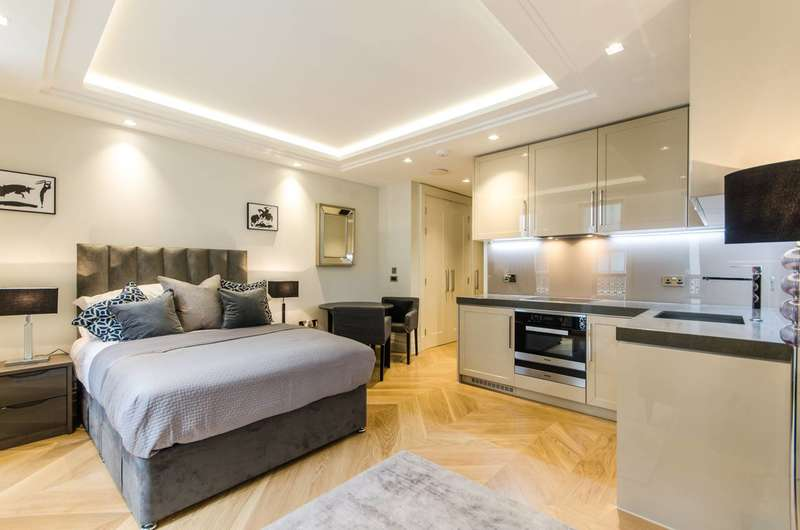 Studio Flat for sale in The Strand, The Strand, WC2R