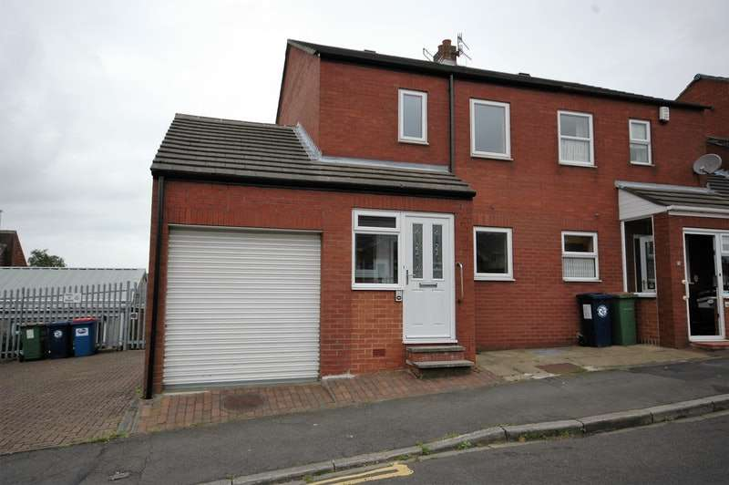 2 Bedrooms Semi Detached House for sale in CLEVELAND STREET, GUISBOROUGH, North Yorkshire, TS14