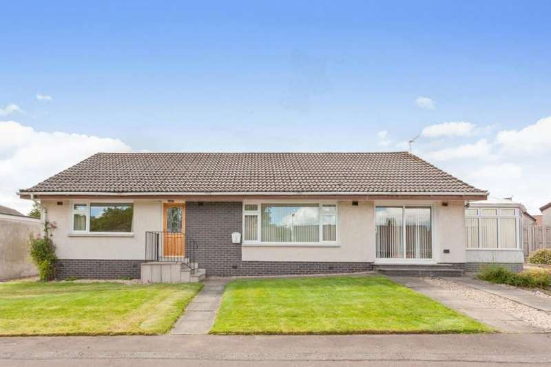 3 Bedrooms Detached Bungalow for sale in St. Margarets Crescent, Auchterarder, PH3