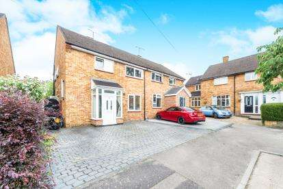 4 Bedrooms Semi Detached House for sale in Harold Hill, Romford, Essex