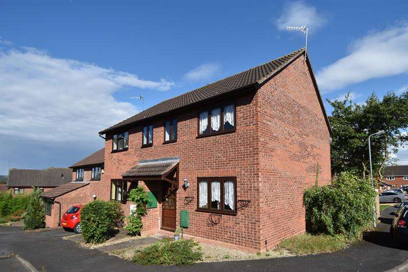 3 Bedrooms Semi Detached House for sale in Tollhouse Road, Stoke Heath, Bromsgrove