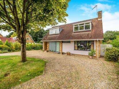 3 Bedrooms Detached House for sale in Horning, Norwich, Norfolk