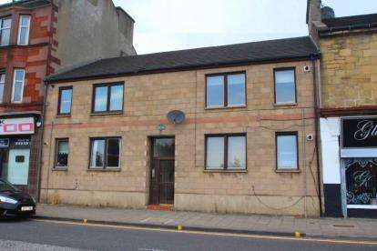 2 Bedrooms Flat for sale in Alexander Street, Airdrie, North Lanarkshire