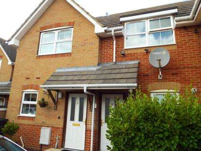 2 Bedrooms Terraced House for sale in Bournemouth, Dorset