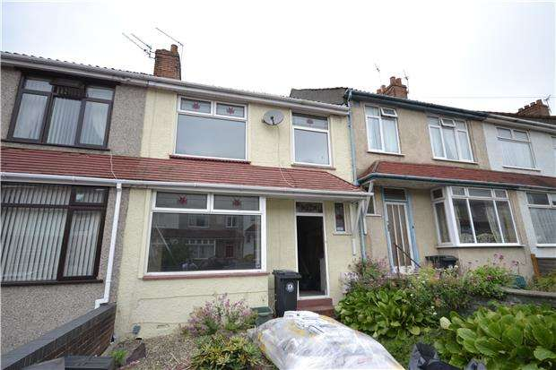 4 Bedrooms Terraced House for rent in Sandling Avenue, Horfield, Bristol, BS7