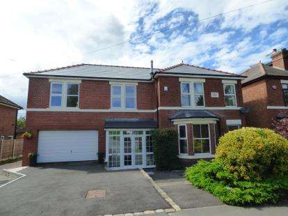 5 Bedrooms Detached House for sale in Locko Road, Spondon, Derby, Derbyshire