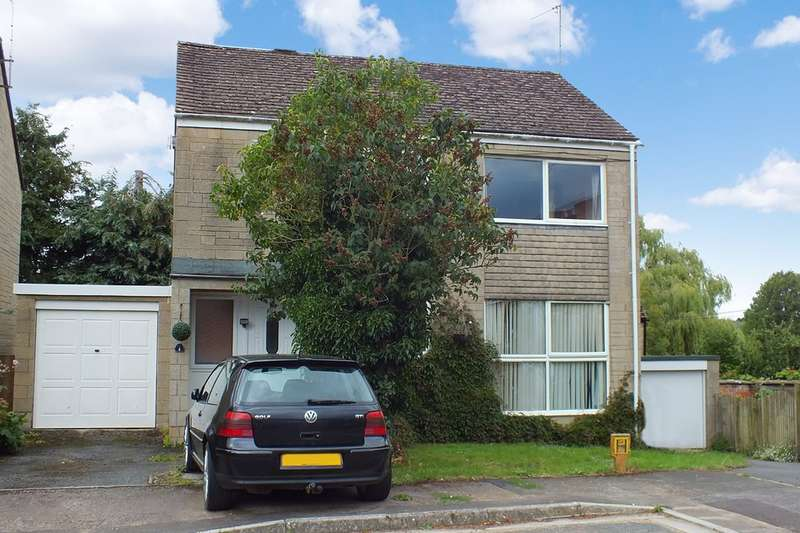 4 Bedrooms Detached House for sale in Siddington
