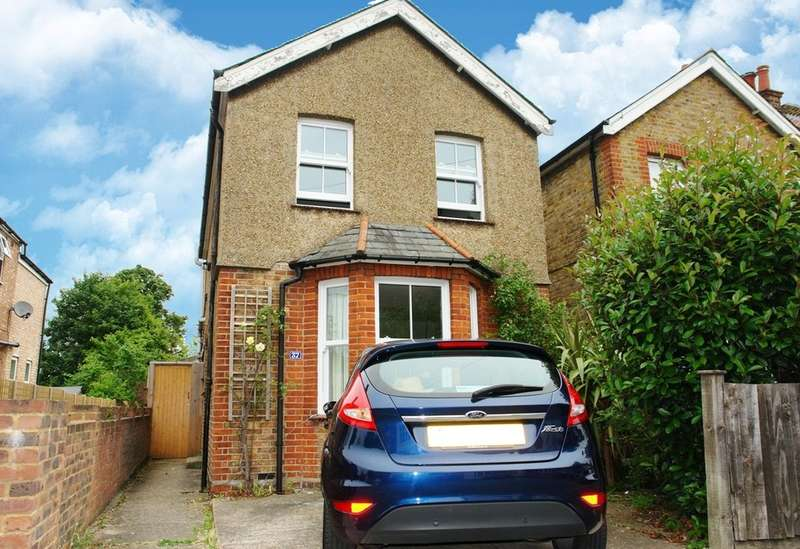 2 Bedrooms Detached House for sale in Thornhill Road, Surbiton, Tolworth