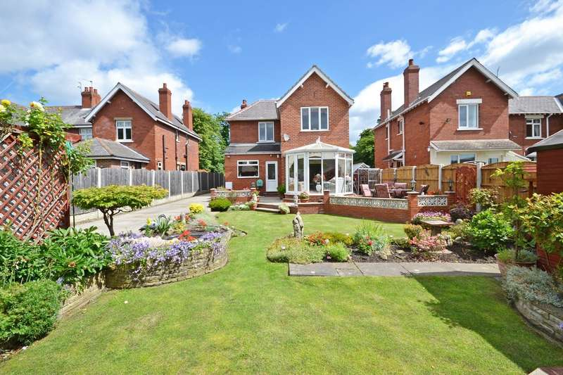 4 Bedrooms Detached House for sale in Thornes Road, Thornes, Wakefield