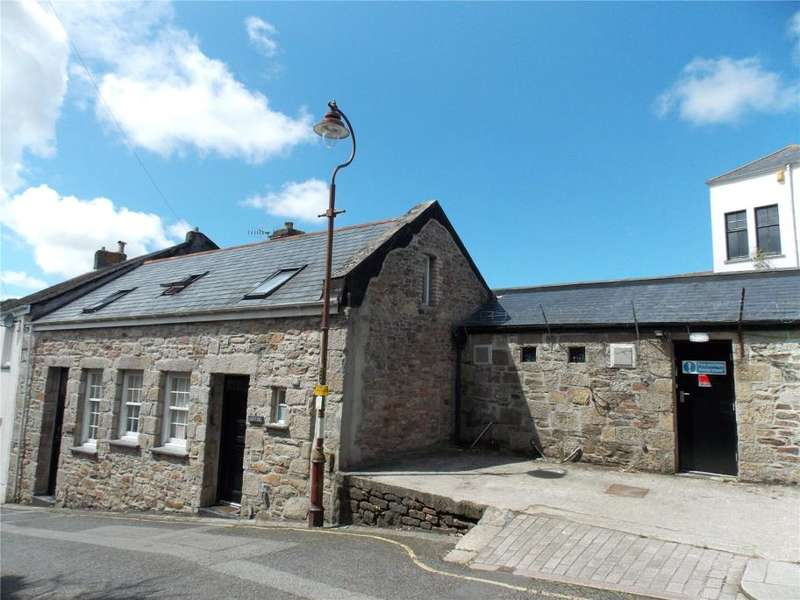 2 Bedrooms End Of Terrace House for sale in Back Lane West, Redruth