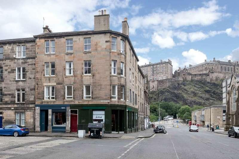3 Bedrooms Flat for sale in Grindlay Street, Edinburgh, EH3 9AT