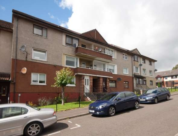 2 Bedrooms Flat for sale in Flat 1/2 3 Usmore Place, Glasgow