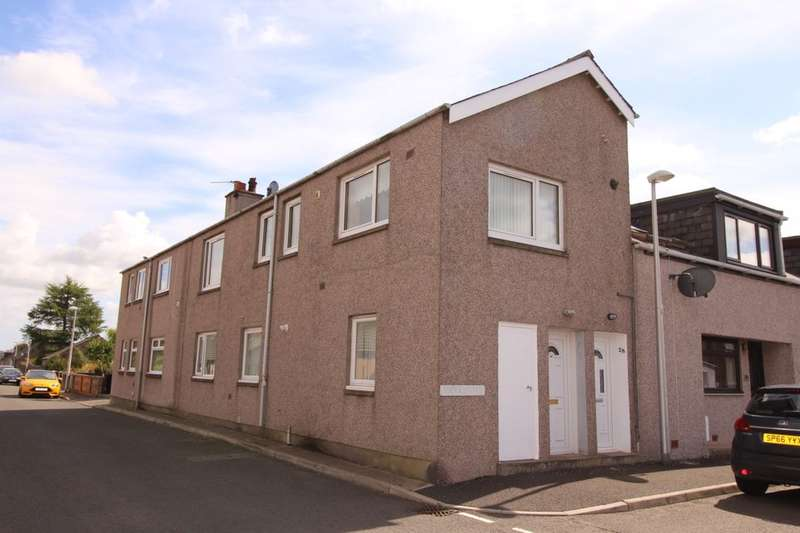 1 Bedroom Flat for sale in Middlegate, Friockheim, Arbroath, DD11