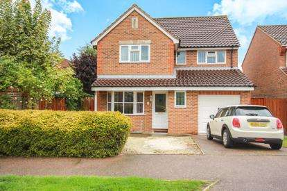 4 Bedrooms Detached House for sale in Taverham, Norwich, Norfolk
