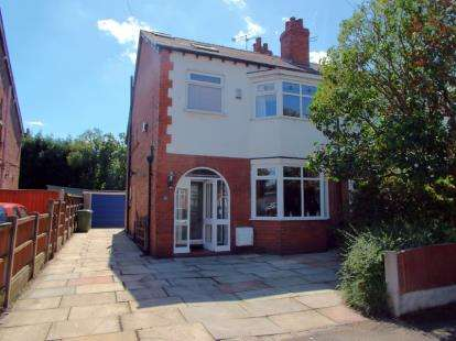 4 Bedrooms Semi Detached House for sale in Westgate, Sale, Greater Manchester
