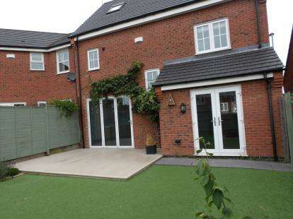 5 Bedrooms Semi Detached House for sale in Meredith Road, Ashby-De-La-Zouch