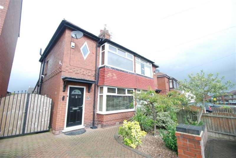 2 Bedrooms Semi Detached House for sale in Huddersfield Road, Stalybridge, Cheshire, SK15 3DY