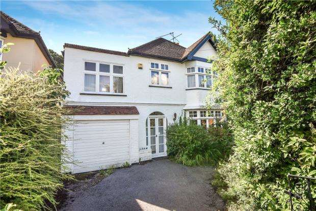 4 Bedrooms Detached House for sale in Dawes East Road, Burnham, Slough
