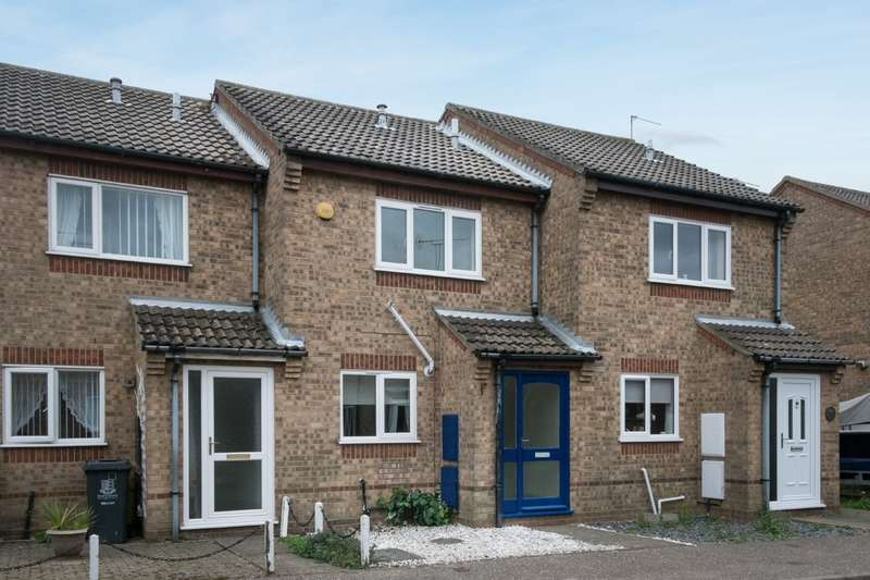 2 Bedrooms Terraced House for sale in Webster Way, Caister-On-Sea