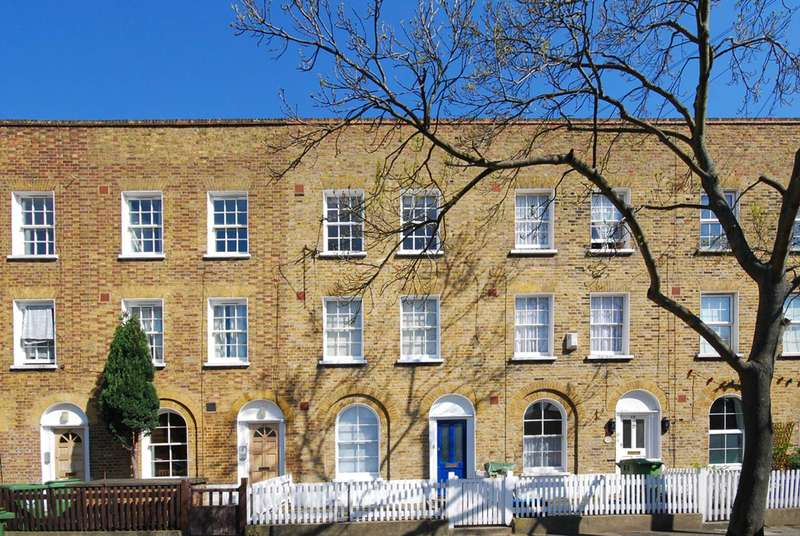 4 Bedrooms House for sale in Setchell Road, Bermondsey, SE1