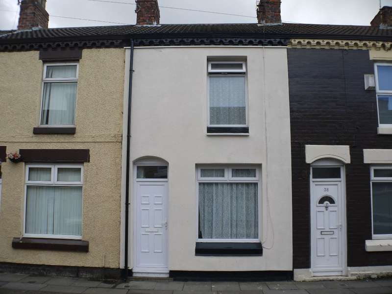 2 Bedrooms Terraced House for sale in Frodsham Street, Walton, Liverpool, L4