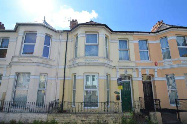 4 Bedrooms Terraced House for sale in Beaumont Road, Plymouth, Devon