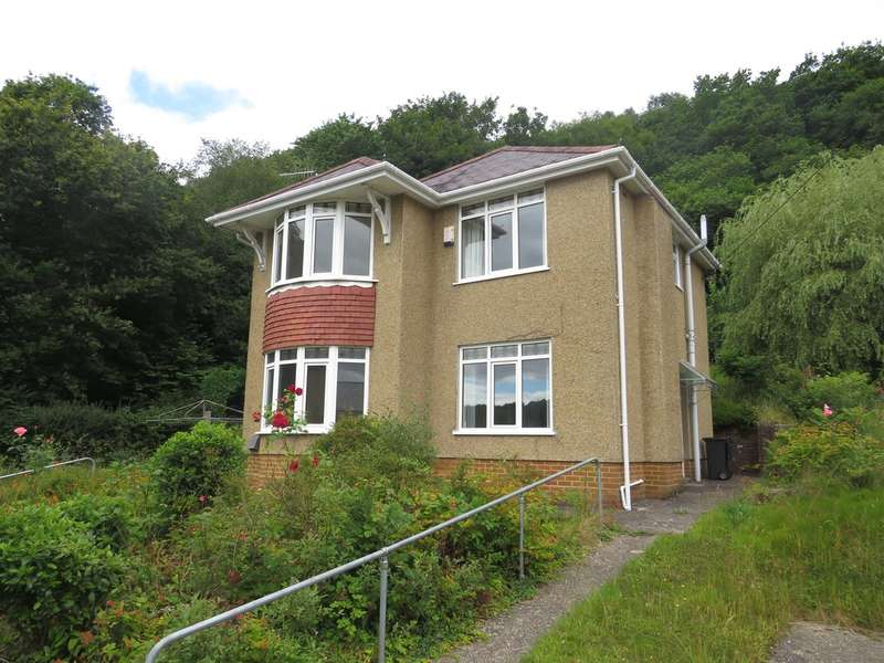 3 Bedrooms Detached House for sale in Davies Road, Pontardawe, Swansea