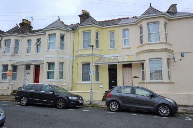 5 Bedrooms Terraced House for sale in Eton Place, Plymouth, Devon