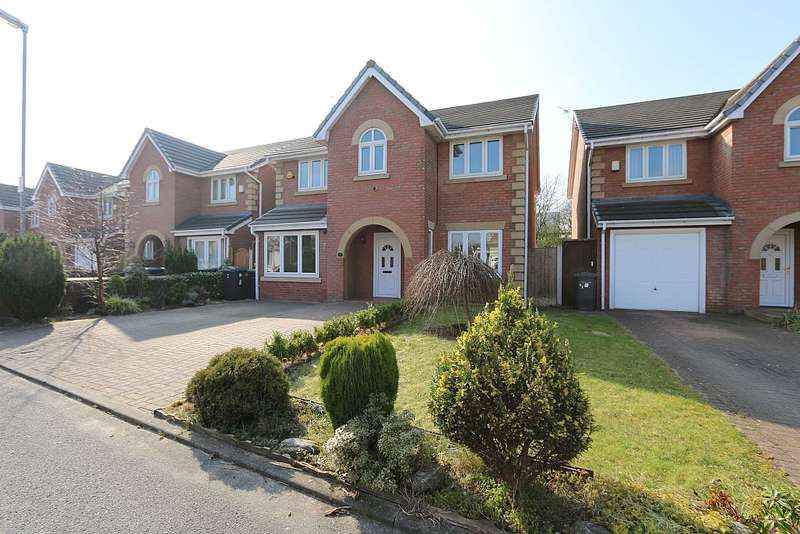 4 Bedrooms Detached House for sale in 8, Ledsons Grove, Melling, Liverpool, Merseyside, L31 1GB