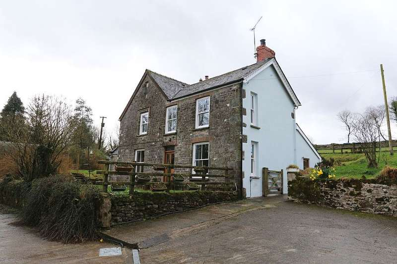 4 Bedrooms Detached House for sale in Cyffig, Whitland, Carmarthenshire, SA34