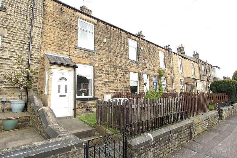 3 Bedrooms Terraced House for sale in Brunswick Street, Dewsbury, West Yorkshire, WF13 4NE