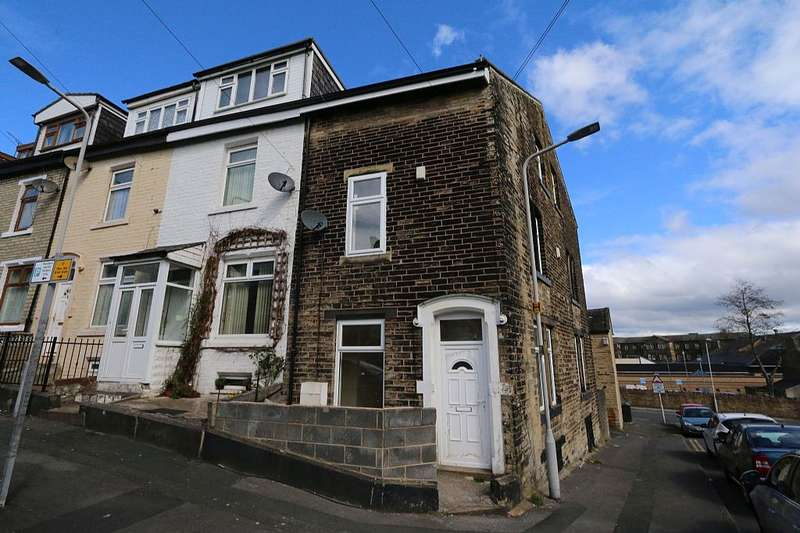 5 Bedrooms End Of Terrace House for sale in Hampden Street, Bradford, West Yorkshire, BD5 0LA