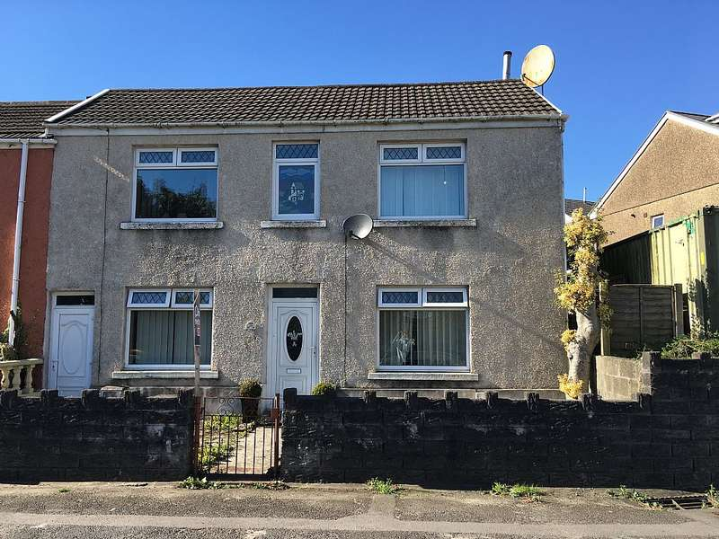 3 Bedrooms End Of Terrace House for sale in Neath Road, Morriston, Swansea, Abertawe, SA6