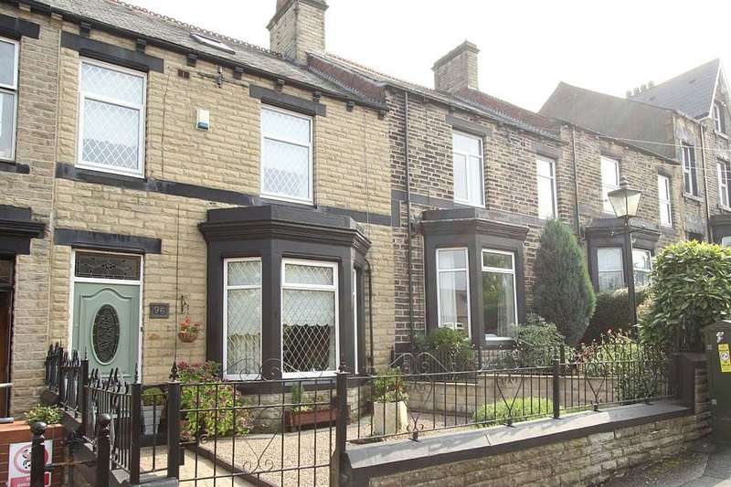 4 Bedrooms Terraced House for sale in Park Grove, Barnsley, South Yorkshire