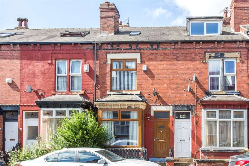 4 Bedrooms Terraced House for sale in Ruthven View, Leeds, West Yorkshire, LS8