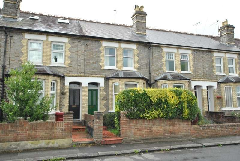 3 Bedrooms Terraced House for sale in Caversham