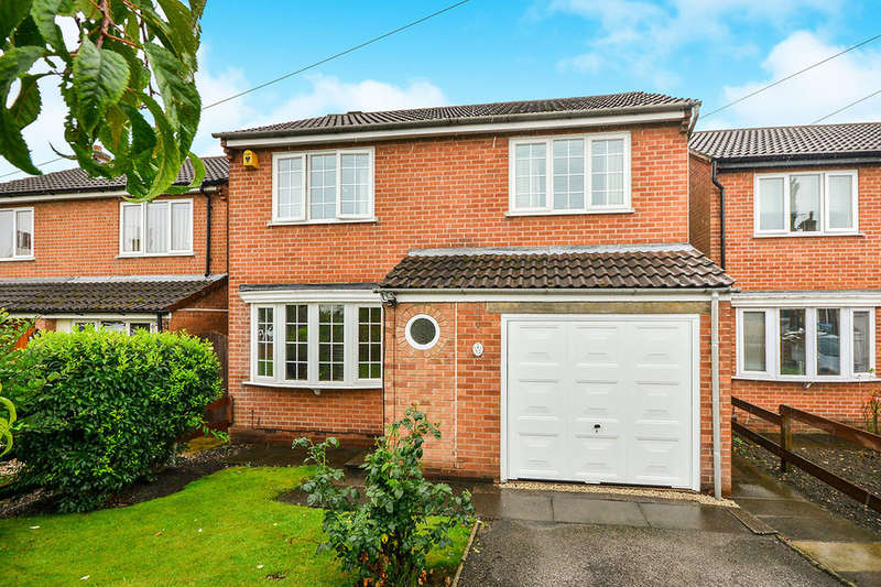 3 Bedrooms Detached House for sale in Brookhill Leys Road, Eastwood, Nottingham, NG16